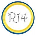 Флиппер UKRAINE R14 (1 шт.)