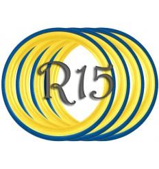 Флипперы UKRAINE R15 (4 шт.)