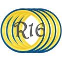 Флипперы UKRAINE R16 (4 шт.)