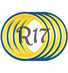 Флипперы UKRAINE R17 (4 шт.)
