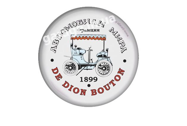 DE DION BOUTON 1899