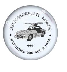 MERCEDES 300 SEL 1955