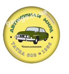 TATRA 603 1956