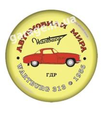 WARTBURG 313 1956
