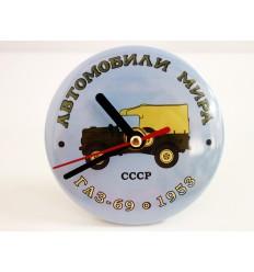 Часы ГАЗ-69 1953