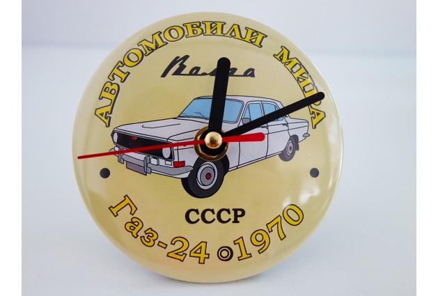 Часы ГАЗ-24 1970