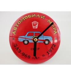 """Часы ЗАЗ 968 """"А"""" 1972"""