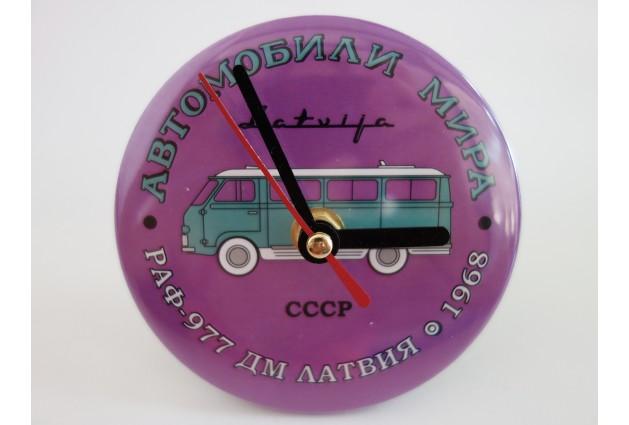 РАФ-977 ДМ Латвия 1968