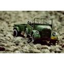ГАЗ 69 Зеленый