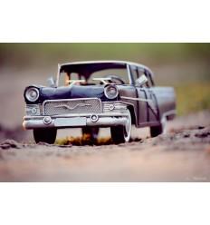 ГАЗ-13 Чайка Черная