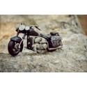 Мотоцикл с кофрами