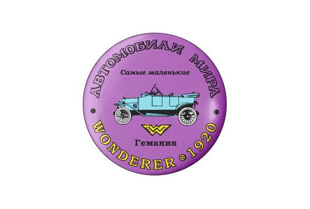 Wonderer 1920