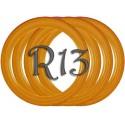 Флипперы Color orange R13 (4 шт.)