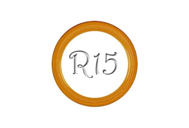 Флиппер Color orange R13 (1шт.)