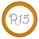Флиппер Color orange R15 (1шт.)