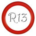 Флиппер Color red R13 (1 шт.)