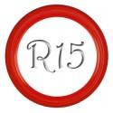 Флиппер Color red R15 (1 шт.)