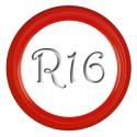 Флиппер Color red R16 (1 шт.)