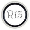 Флиппер Twin Color black-white R13 (1 шт.)